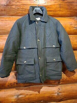 B Moss Winter Hooded CoatJacket Alpaca Wool Blend Coat Warm Winter Vintage Coat Size S Fast FREE Shipping