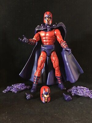 Marvel Legends Magneto X-Men 3 Pack Family Matters