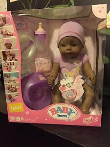 Zapf Baby Born Interactive Ethnic Doll Melville Melville Area Preview