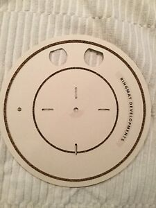 Turntable replacement mat