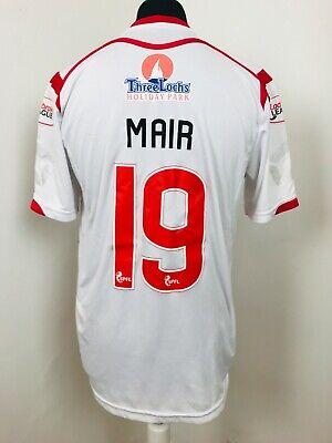 Stranraer Third football shirt SOCCER SHIRT Third #19 Matchworn Shirt 2014/15 image