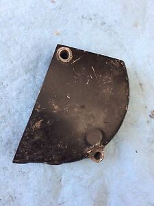 1971 Kawasaki G4 100 Engine Oil Pump Cover