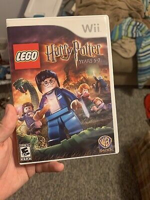 LEGO Harry Potter: Years 5-7 (Nintendo Wii, 2011)