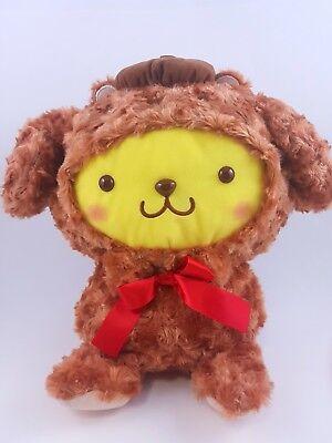 Sanrio Pompompurin Plush in Bear Costume Large 13