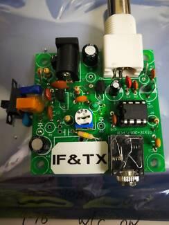 AM transmitter for valve radios