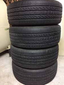 4-245/50R19 Bridgestone all season