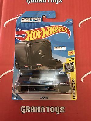 Zoom In #242 Experimotors 2018 Hot Wheels Case L