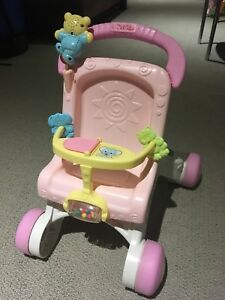 Fisher Price Stand Assist Baby Stroller
