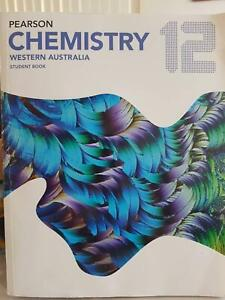 Year 12 Chemistry text book