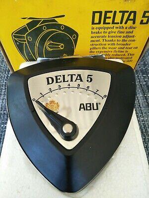 Abu Delta 5 Fly Reel, Vintage, Att Collectors, New, unused in Box