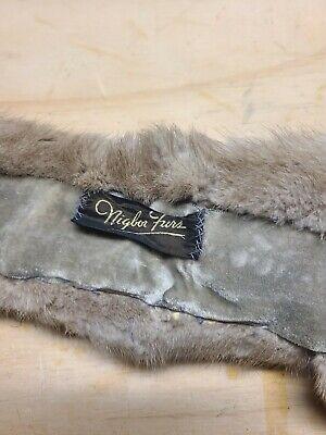Vintage Scarf Styles -1920s to 1960s Nigbor Fur Scarf Vintage!! $10.00 AT vintagedancer.com