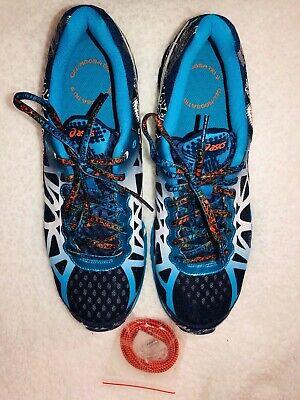 NEW Aasics Gel Noosa Tri 9 Run Bike Swim Shoes SZ 11 /EU 45 Propulsion Trusstic