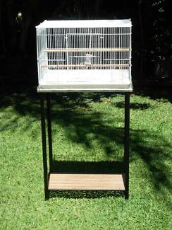 BIRD CAGE WITH STAND Golden Beach Caloundra Area Preview