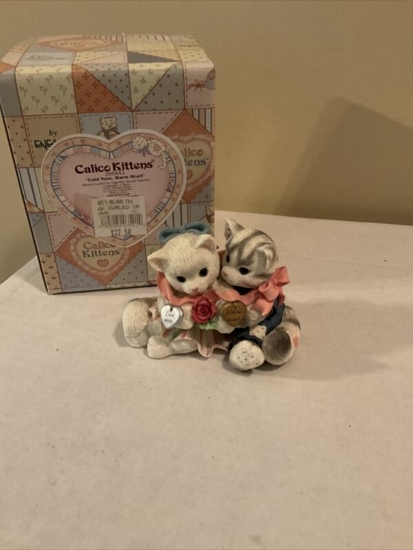 Calico Kittens Enesco #295442