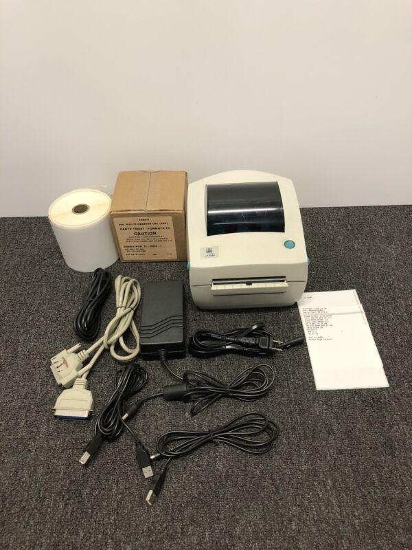 Eltron Zebra LP2844 Thermal Label Printer 120625-001