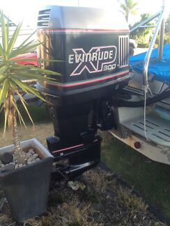 "Evinrude 300xp 20"" outboard Ferndale Canning Area Preview"