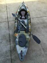 Super Stable 3.9M Rudder Fishing Kayak SALE !! Only $650 Packages Albion Park Shellharbour Area Preview
