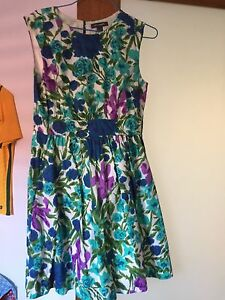 Floral dress Strathfield Strathfield Area Preview