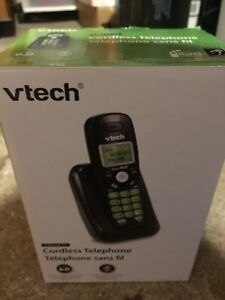 new V tech cordless phone