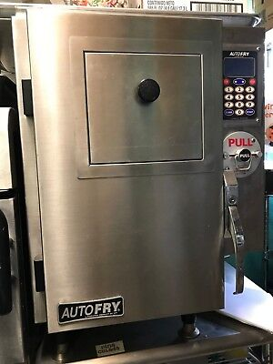 Autofry Mti-10x - Ventless Commercial Fryer - No Hoods No Vents No Problem