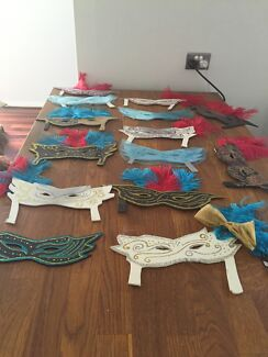 Masquerade masks East Fremantle Fremantle Area Preview