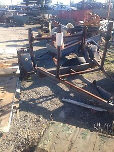 Trailer for cable wire hay as well Parafield Gardens Salisbury Area Preview