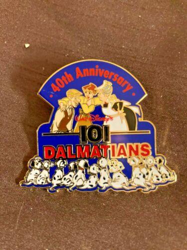 Disney 101 Dalmatians 40th Anniversary Pin