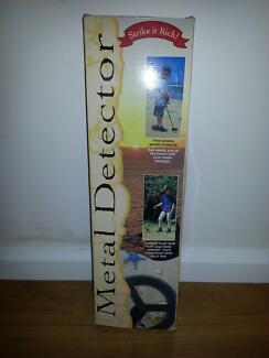 Kids Metal Detector toy Stirling Stirling Area Preview