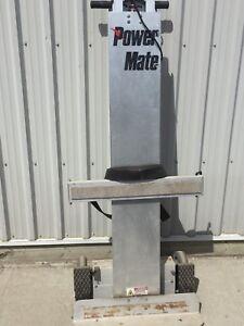 PowerMate power fridge cart