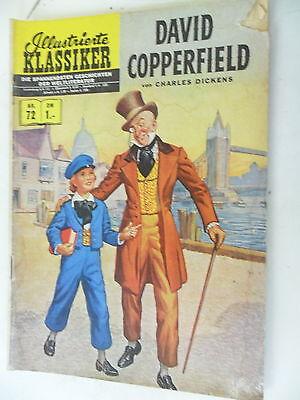 1 x Comic - Illustrierte Klassiker - Nr. 72- 1. Auflage - Z.3-4