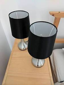2x Touch bedside lamps Doreen Nillumbik Area Preview
