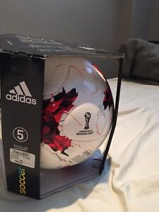 Russia Confederations Cup 2017 Adidas Soccer Ball