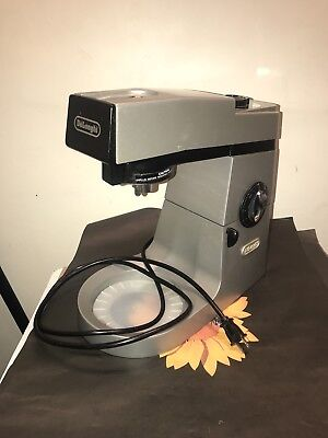 "DeLonghi DSM800 Cucina ONLY Stand Mixer GREAT WORKING  ""AS IS"""