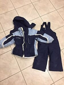 3T Boys Columbia Snow Suit