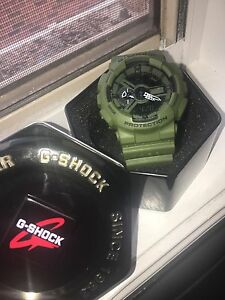 Military green GSHOCK Camden Camden Area Preview