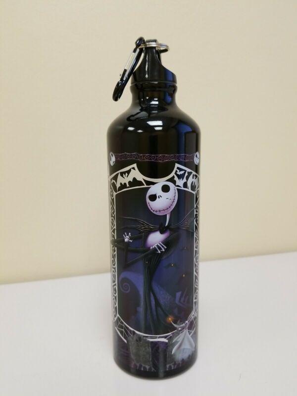 Nightmare Before Christmas ~ Jack Skellington ~ 24 Oz Water Bottle Disney Store