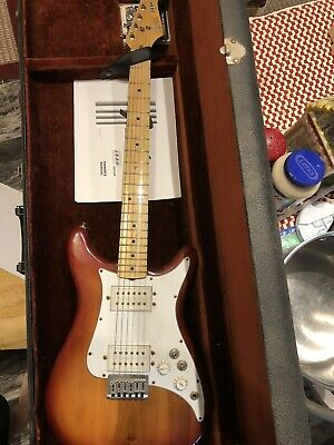 Fender Lead 3 Electric Guitar 1981 Vintage Guitar