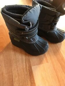 Baby Chou winter boots