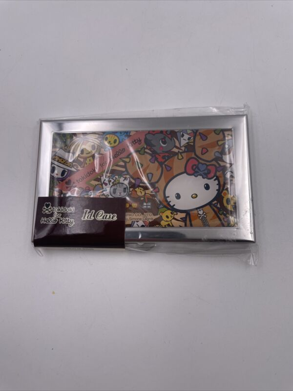 Tokidoki for Hello Kitty: Safari ID Case (D6)