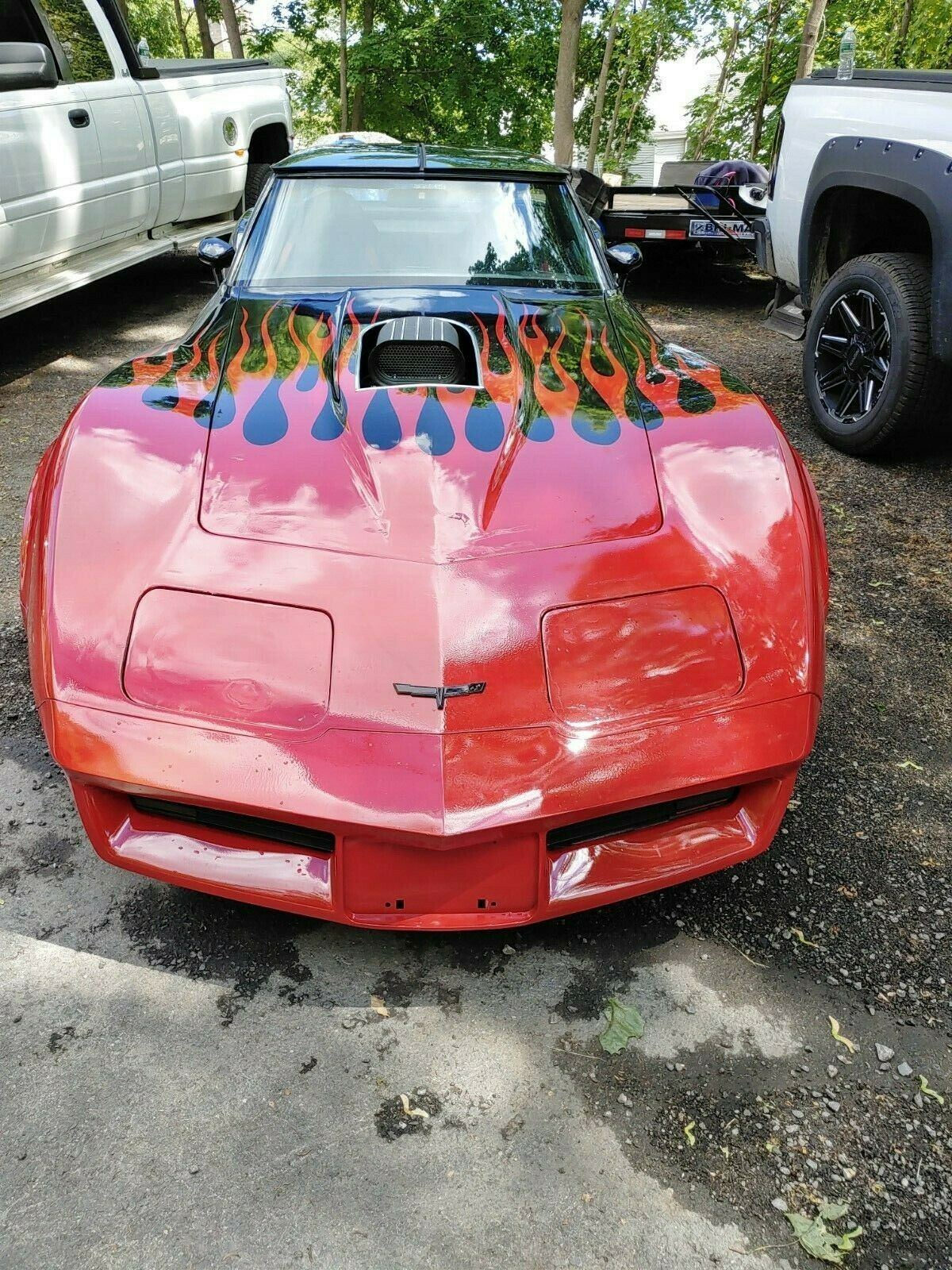 1980 Black Chevrolet Corvette   | C3 Corvette Photo 1