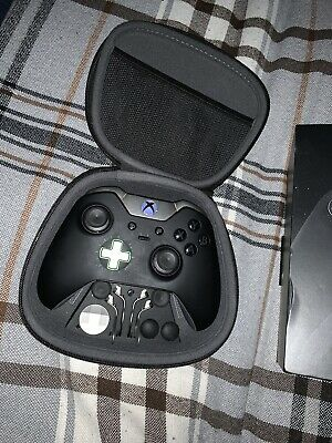 Microsoft Xbox Elite Wireless Controller - Black (HM3-00001)