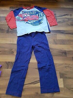 kinder Jungen Pyjama Gr.116