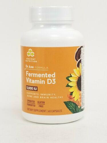 fermented vitamin d3 5 000iu 60 capsules