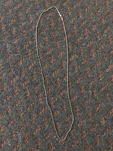 Silver 925 chain