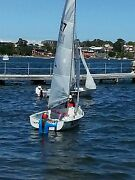 Reduced! Flying 11 Sailing Boat - 'Unit' 1227 and accessories Belmont Lake Macquarie Area Preview