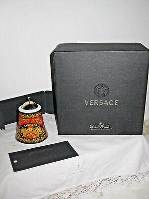 Rosenthal Weihnachtsglocke in OVP, Medusa, Versace, mit Zertifikat, Top 279