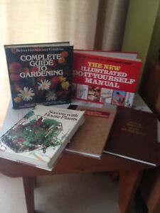 Reference books for sale