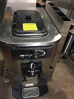 Taylor Soft Serve Ice Cream Machine Model C709 1 Ph. Air Cooled 1 Flavor