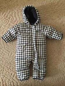 Columbia 3-6 months infant snowsuit