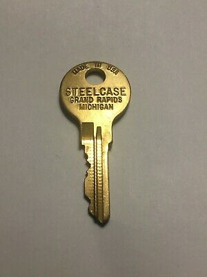 Replacement Steelcase File Cabinet Key Fr306-fr789 Free Shipping 2discount Used